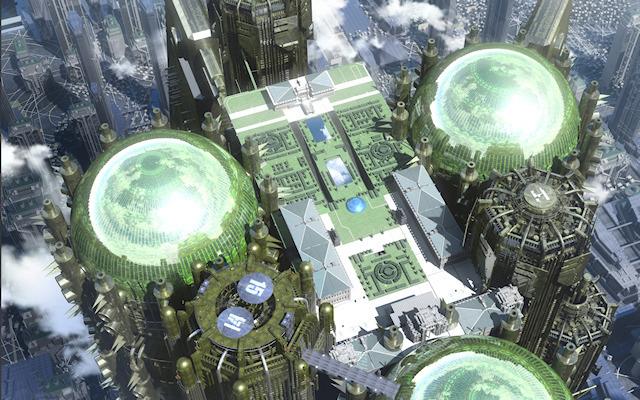 都市は技術によってアマゾンになれるか Vol. 1 – 第一編