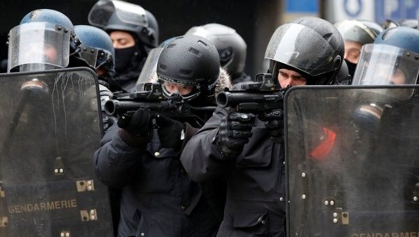 フランスの憲兵隊